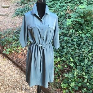 Massimo Shirt Dress